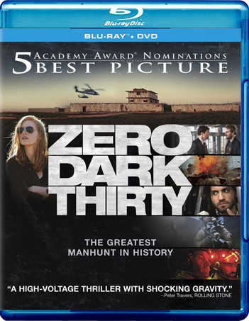 Zero Dark Thirty (2 Disc Set)