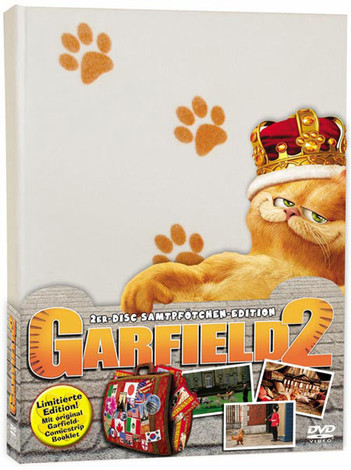 Garfield 2 - Samtpfötchen-Edition (2 Disc Set)