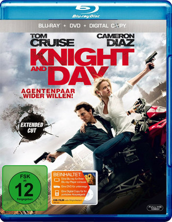 Knight And Day (2 Disc Set)