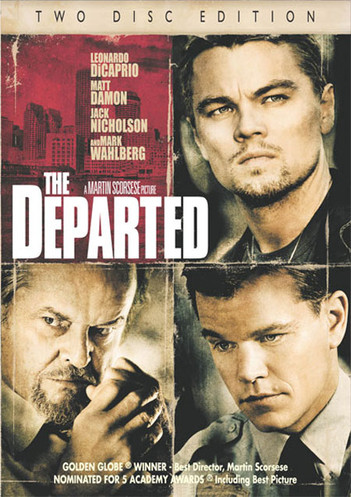 The Departed (2 Disc Set)