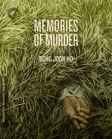 Memories of Murder (살인의 추억) - The Criterion Collection (2DiscSet)