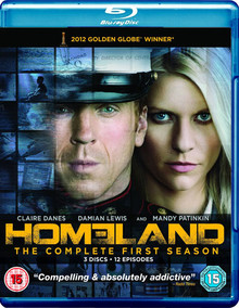 Homeland - The Complete First Season (3 Disc Set)