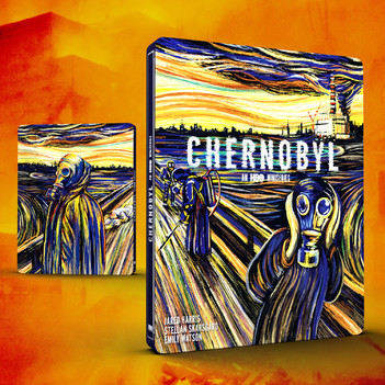 Chernobyl - Limited Steelbook Edition (4 Disc Set)