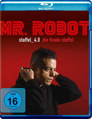Mr. Robot - staffel_4.0 die finale staffel (4 Disc Set)