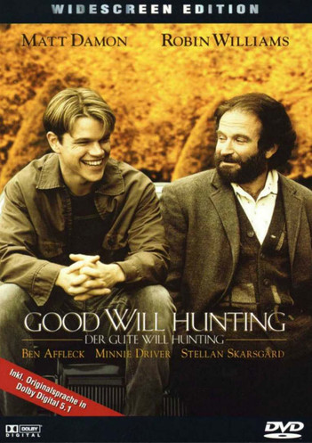 Good Will Hunting - Widescreen Edition