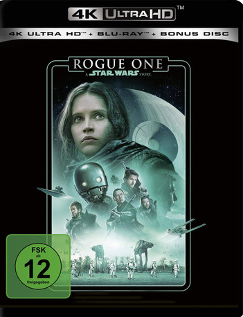 Rogue One: A Star Wars Story (3 Disc Set)