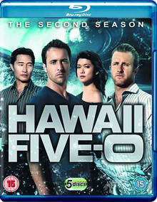 Hawaii Five-0 - The Second Season (5 Disc Set)