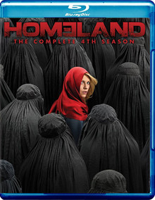 Homeland - The Complete Fourth Season (3 Disc Set)