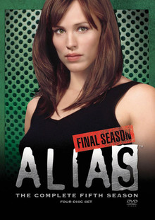 Alias - The Complete Fifth Season (4 Disc Set)