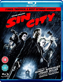 Frank Miller's Sin City  (2 Disc Set)