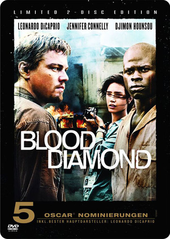Blood Diamond - Limited Edition (2 Disc Set)