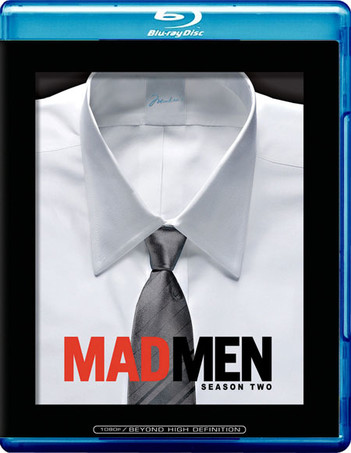 Mad Men - Season Two (3 Disc Set)