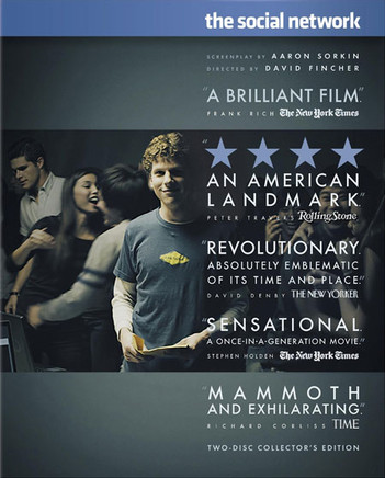 The Social Network - Collector's Edition (2 Disc Set)