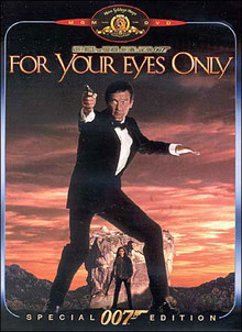 James Bond 007 - For Your Eyes Only - Special Edition