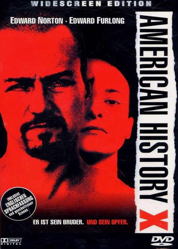 American History X - Widescreen Edition