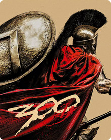 300 - Limited Steelbook Edition (2 Disc Set)