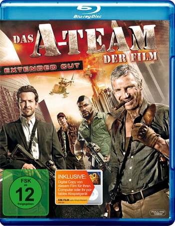 Das A-Team - Der Film (2 Disc Set)
