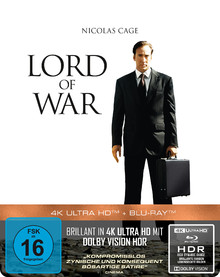 Lord of War - Steelbook Edition (2DiscSet)