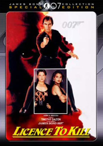James Bond 007 - Licence To Kill - Special Edition