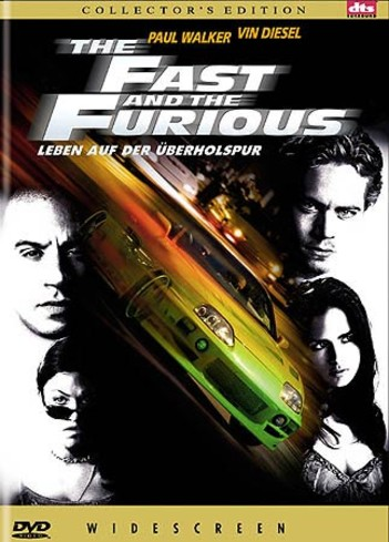 The Fast And The Furious - Collector's Edition