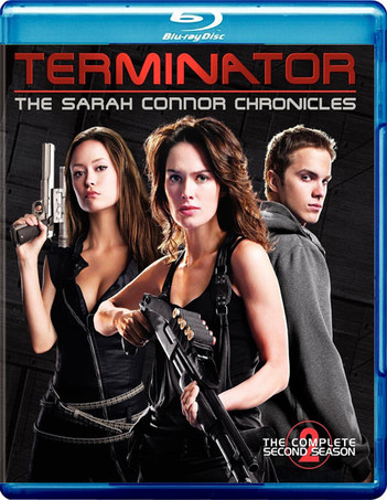 Terminator - The Sarah Connor Chronicles - The Complete Second Season (5 Disc Set)