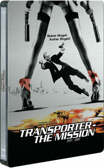 Transporter II - The Mission - Special Edition