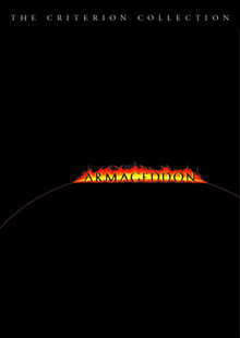 Armageddon - The Criterion Collection (2 Disc Set)