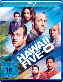 Hawaii Five-0 - Die neunte Season (6 Disc Set)