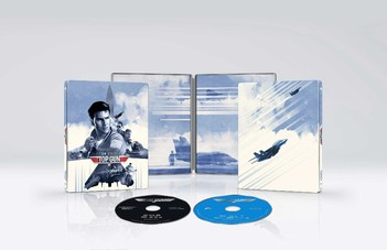 Top Gun - Limited Steelbook Edition (2 Disc Set)