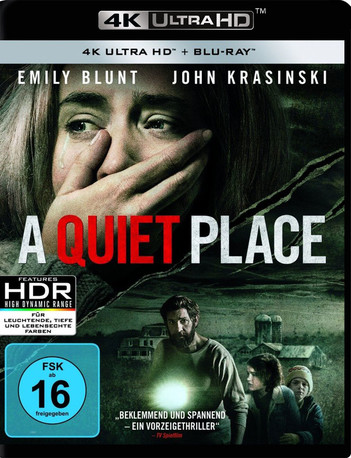 A Quiet Place (2 Disc Set)