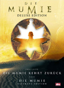 Die Mumie Deluxe Edition