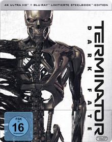 Terminator: Dark Fate - Limited Steelbook Edition (2 Disc Set)