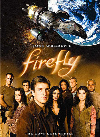 Firefly - The Complete Series (4 Disc Set)
