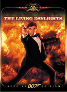 James Bond 007 - The Living Daylights - Special Edition