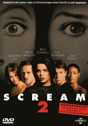 Scream 2 - Remastered
