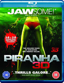 Piranha 3D (2 Disc Set)