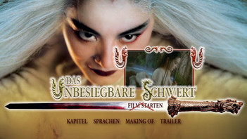 Das unbesiegbare Schwert (白髮魔女傳) (aka The Bride With White Hair) - Limited Gold Edition