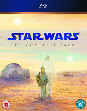 Star Wars - The Complete Saga