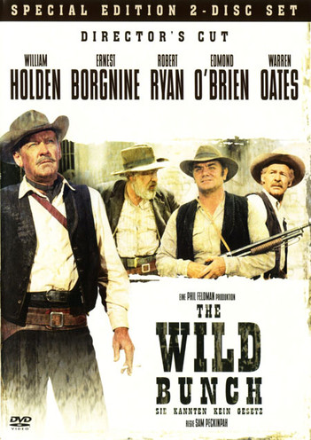 The Wild Bunch - Sie kannten kein Gesetz - Director's Cut Special Edition (2 Disc Set)
