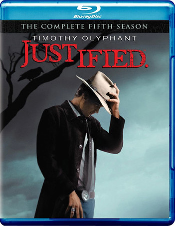 Justified - The Complete Fifth Season (3 Disc Set)