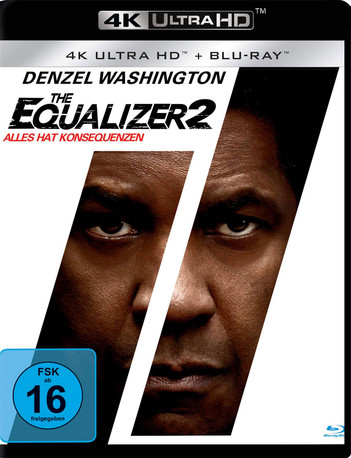 The Equalizer 2 (2 Disc Set)