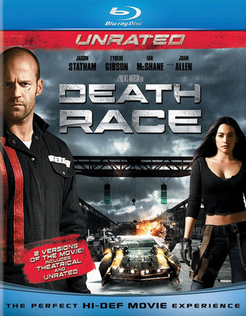 Death Race - Unrated (2 Disc Set)
