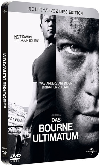 Das Bourne Ultimatum - Special Edition (2 Disc Set)