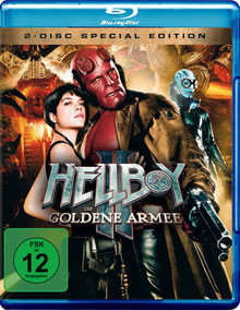Hellboy II: Die goldene Armee - Special Edition (2 Disc Set)
