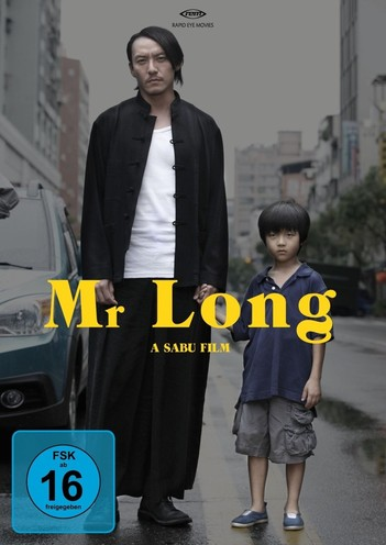 Mr. Long (ミスター・ロン) - Limited Special Edition inkl. Soundtrack CD