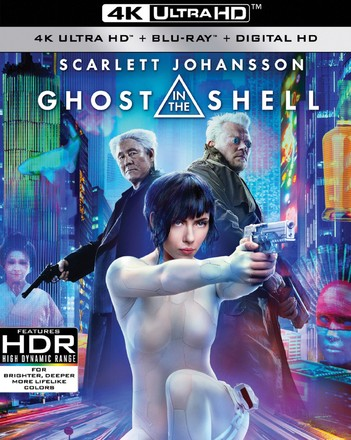 Ghost In The Shell (2 Disc Set)