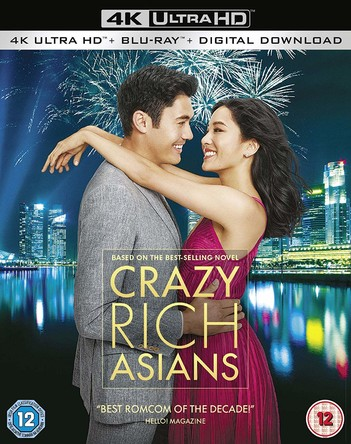 Crazy Rich Asians (2 Disc Set)