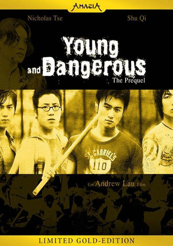 Young and Dangerous: The Prequel (新古惑仔 之少年激鬥篇) - Limited Gold Edition