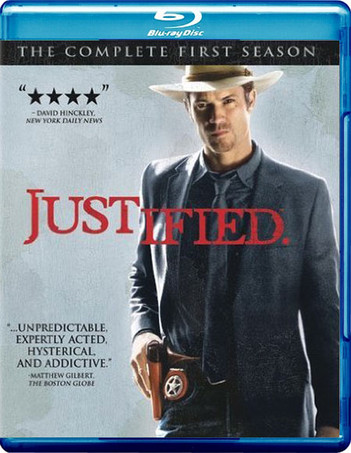Justified - The Complete First Season (3 Disc Set)