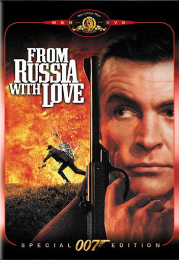 James Bond 007 - From Russia With Love - Special Edition